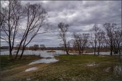 Хмурая весна ( снимок сделан 21 апреля 2013 г.)