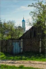 Весенний этюд ( Снимок сделан 10 мая 2013 г.)
