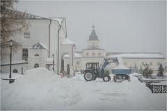 Занесенная снегом обитель ( 24 марта 2013 г.)