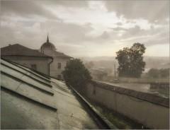 Весенний дождь ( Снимок сделан 30 мая 2010 г.)