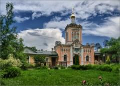 Скитская колокольня 2 (снимок сделан 16 июня 2016 г.)