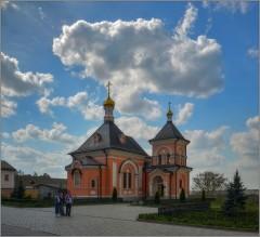 Преображенский храм (снимок сделан 26 апреля 2012 г.)