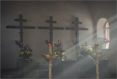 Свет в часовне_2 (снимок сделан 25 февраля 2013 г.)