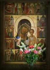Казанская икона Божьей Матери_2