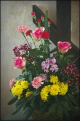 Здесь всегда живые цветы ( 25 февраля 2013 г.)