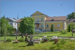 Памятники для некрополя (снимок сделан 24 июля 2012 г.)