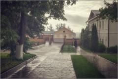 Летний дождь (снимок сделан 13 июня 2013 г.)