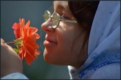 Вдыхая розы аромат (15 августа 2012 г.)