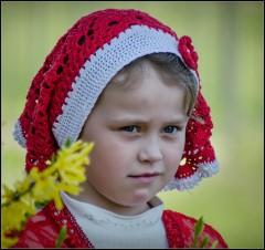 Портрет девочки ( Снимок сделан 8 мая 2013 г.)