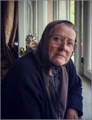 монахиня Александра (снимок сделан 24 июня 2010 г.)