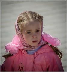 Девочка в розовом ( 6 мая 2013 г.)
