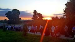Крестный ход в Праздник Святой Троицы