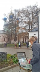 Храмы на холсте (4 ноября 2013)