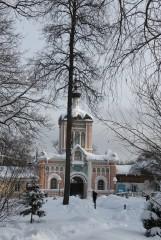 Подготовка к набегу паломников (19.01.2013г.)