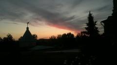 После Праздничной Всенощной ( 2 июня) ..