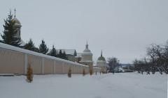 Оптина зима 2