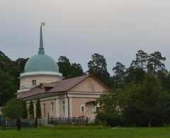Священническая гостиница