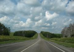 Через Липецкую область.