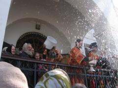 В Оптиной благодать произливается ведрами!!!