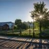Тени раннего утра ( Снимок сделан 21 мая 2014 г.)
